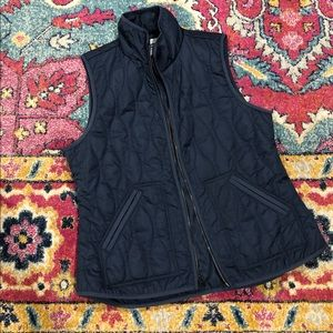 Old Navy Thin Puffer Vest